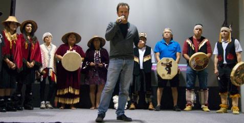 Vik Muniz, Squamish